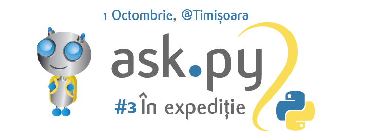 Ask.py #3 - În expediție